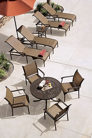 Outdoor Furniture by Backyard Solutions